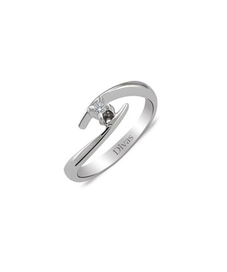 0.04ct diamond solitaire ring Sale - Divas Diamond Sale
