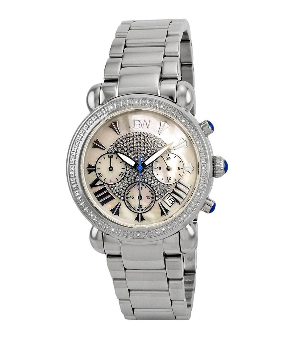 Victory diamond bezel watch Sale - JBW