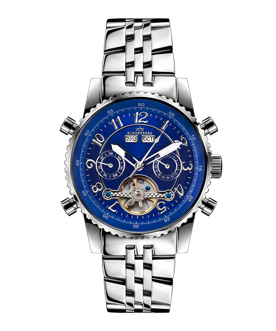 Hindenberg Air Professional blue dial watch, Designer ...