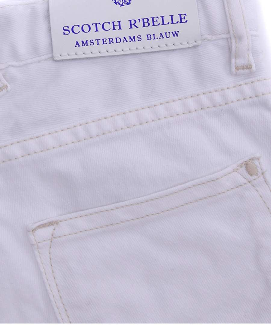 scotch r 39 belle children 39 s white denim shorts designer. Black Bedroom Furniture Sets. Home Design Ideas
