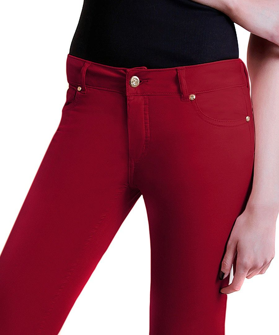 Shop for red bootcut jeans online at Target. Free shipping on purchases over $35 and save 5% every day with your Target REDcard.