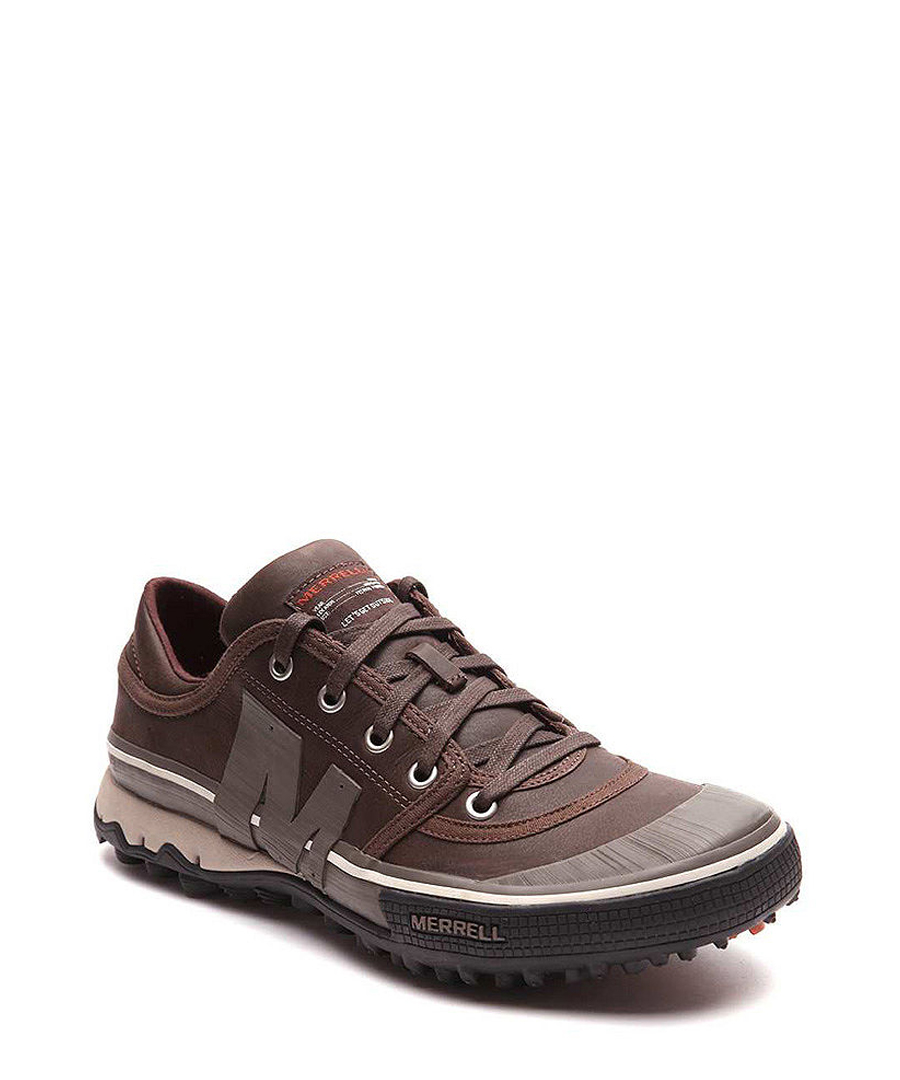 Primed brown trainers Sale - Merrell