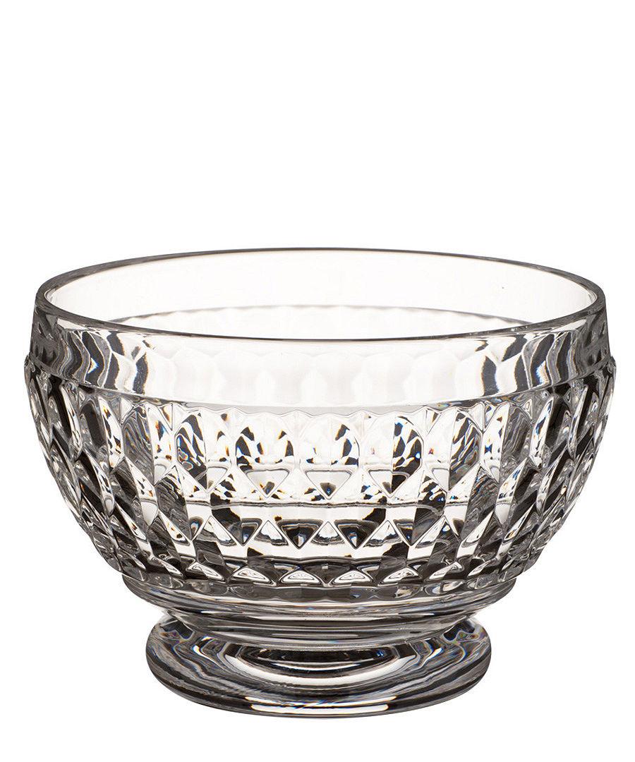 Villeroy boch boston crystal bowl designer homeware for Villeroy boch crystal