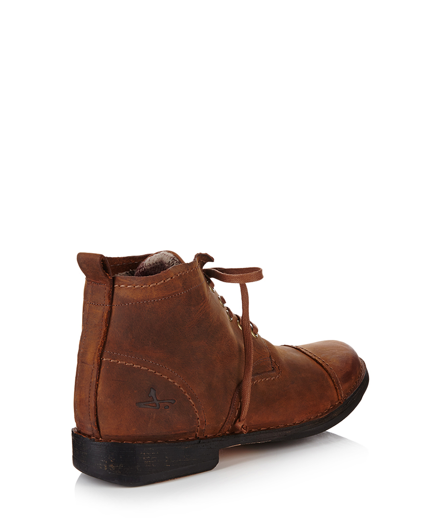 j shoes estate leather ankle boots designer footwear
