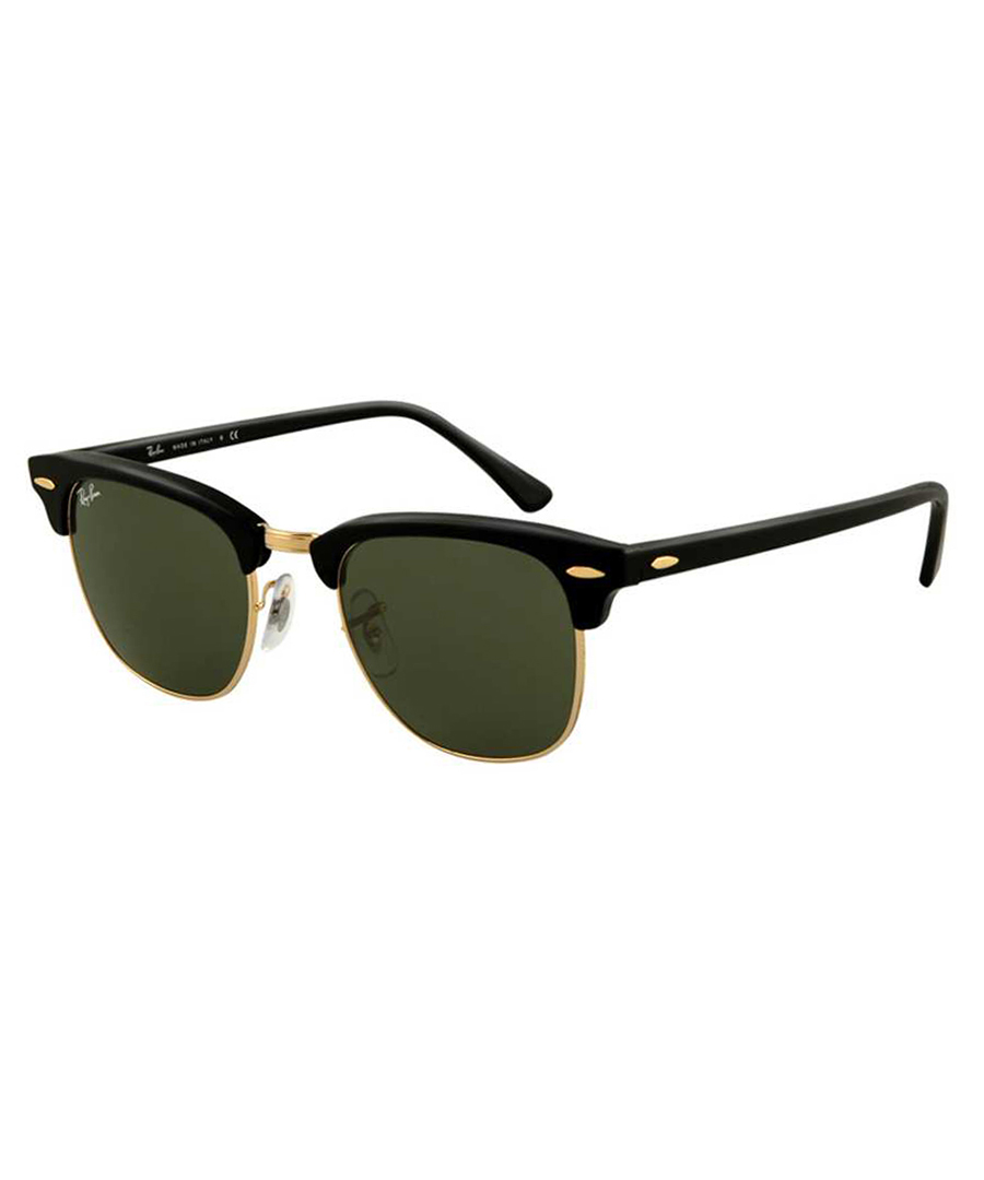 Clubmaster ebony sunglasses Sale - Ray-Ban