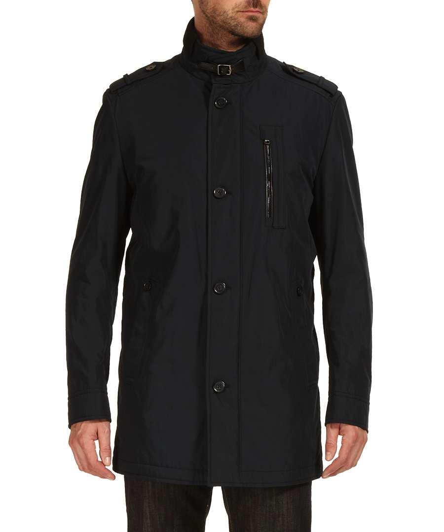 hugo boss conaz navy jacket designer jackets sale men 39 s. Black Bedroom Furniture Sets. Home Design Ideas