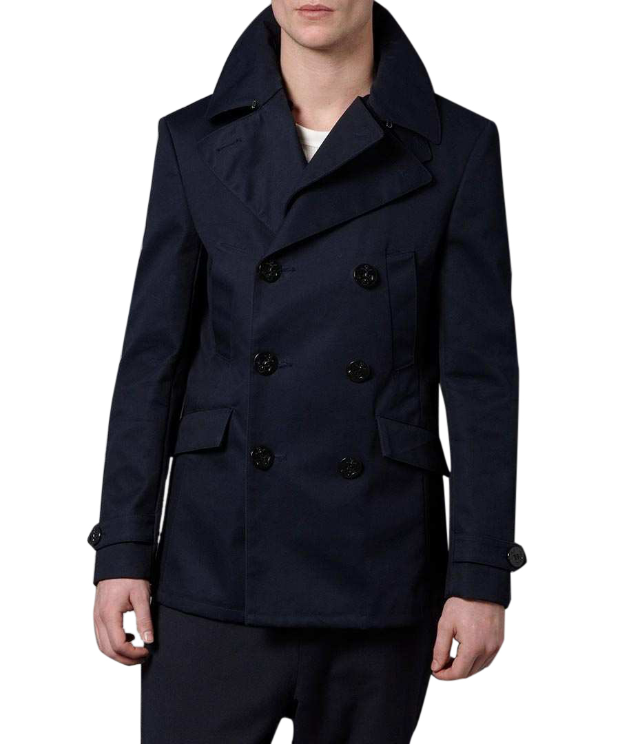Traditional woollen blends and pea coats ensure more formal or tailored outfits are complemented, whilst lightweight raincoats and trench coats prevent ruin from the rain. Struggling to decide what type of coat to invest in this season? Take a look at our coat guide.