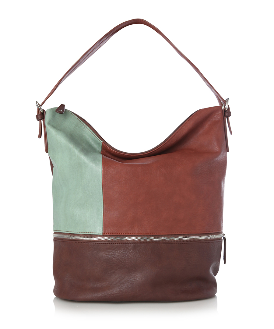 Jigsaw colour block bucket bag Sale - Great Plains