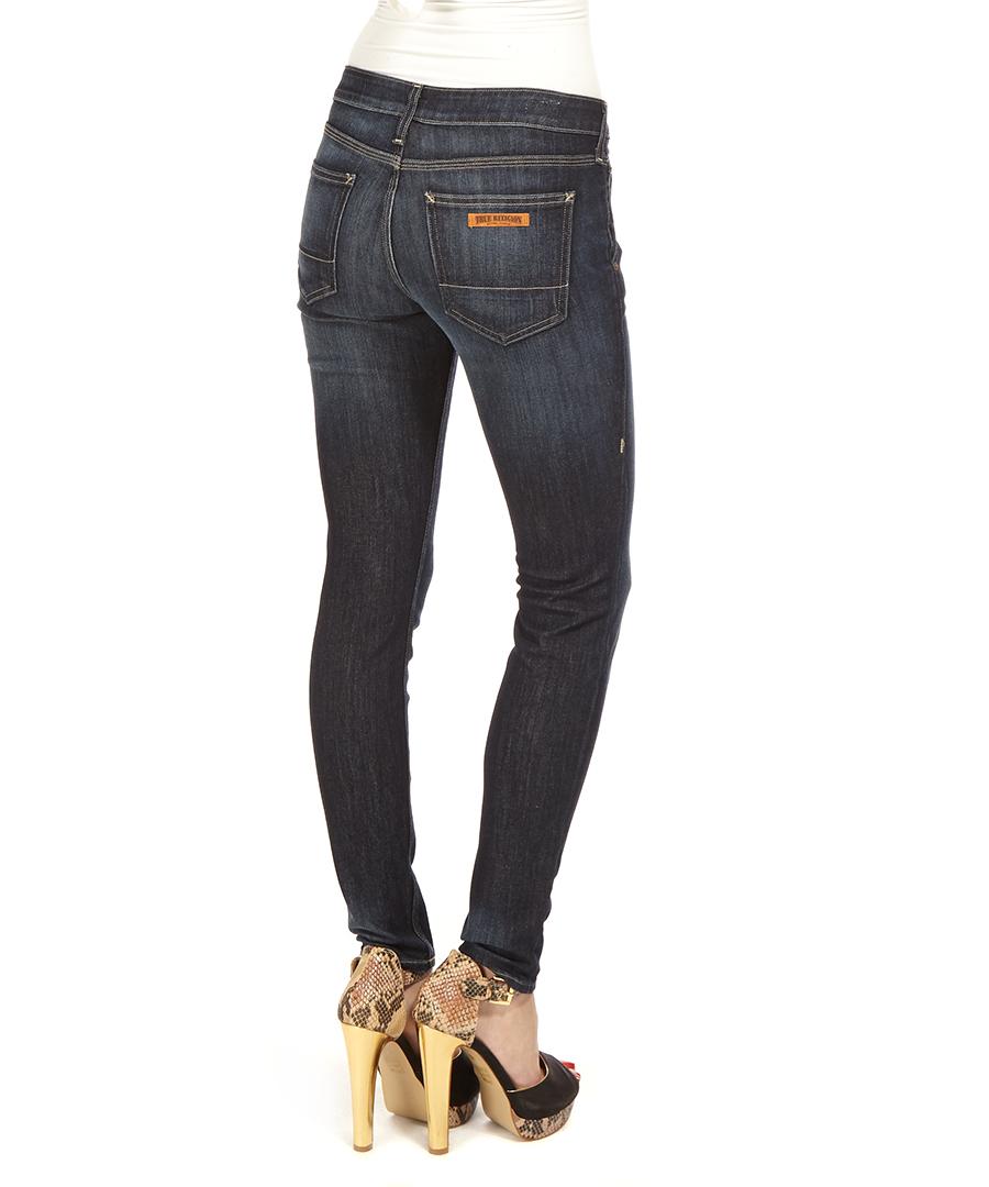 true religion stella gridiron jeans designer trousers. Black Bedroom Furniture Sets. Home Design Ideas