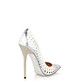 Mime silver leather heels Sale - Jimmy Choo Sale