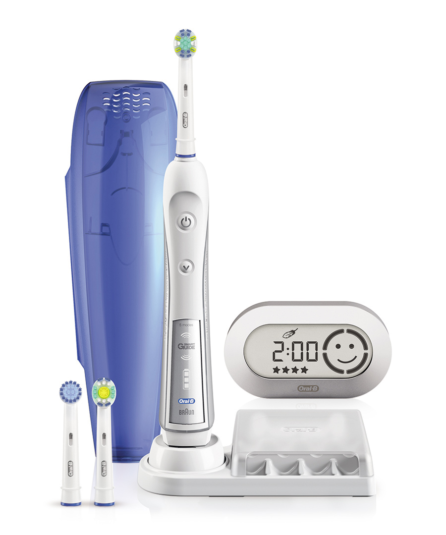 braun oral b triumph 5000 rechargeable power toothbrush. Black Bedroom Furniture Sets. Home Design Ideas