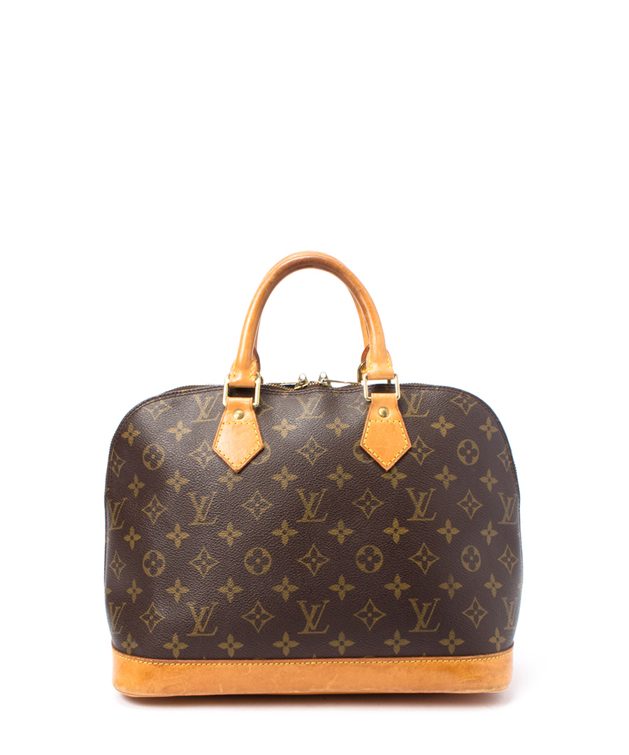 30cm Alma brown monogram bag Sale - Louis Vuitton