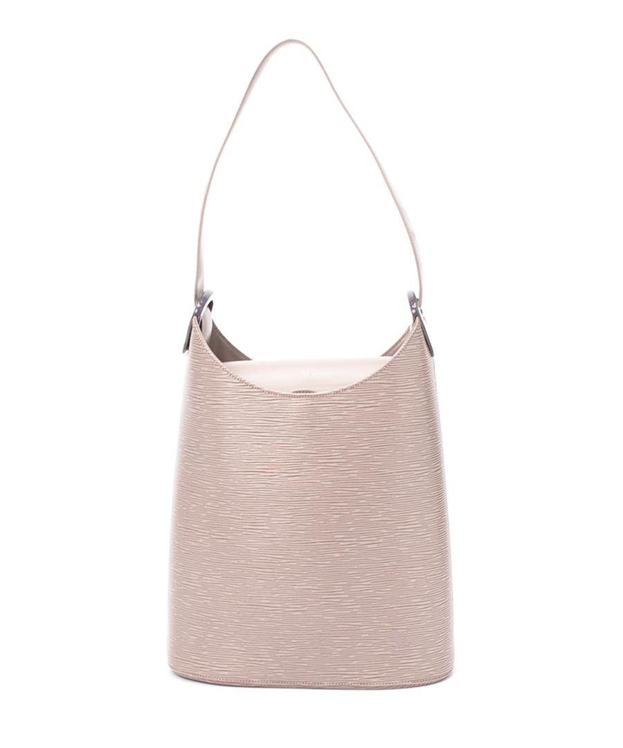 26cm Verseau lilac Epi leather bag Sale - Louis Vuitton