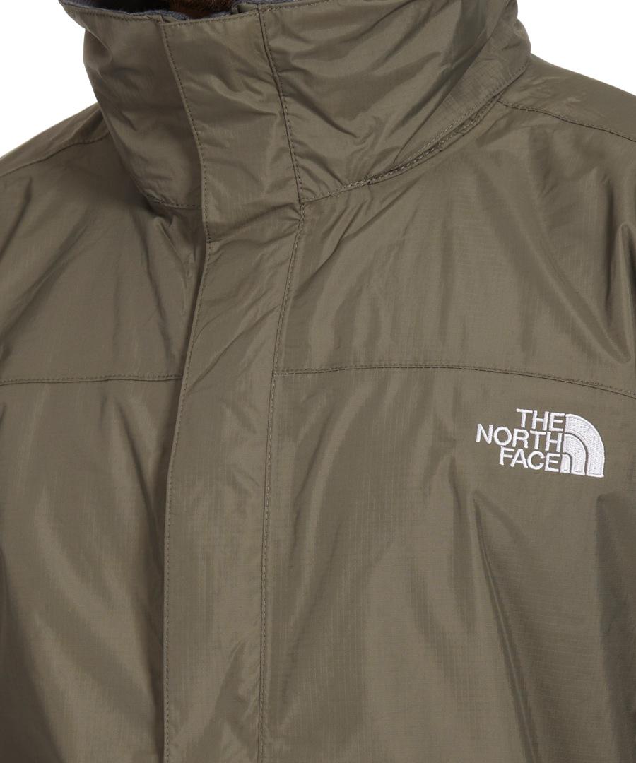 the north face resolve khaki green jacket designer jackets sale the north face secretsales. Black Bedroom Furniture Sets. Home Design Ideas