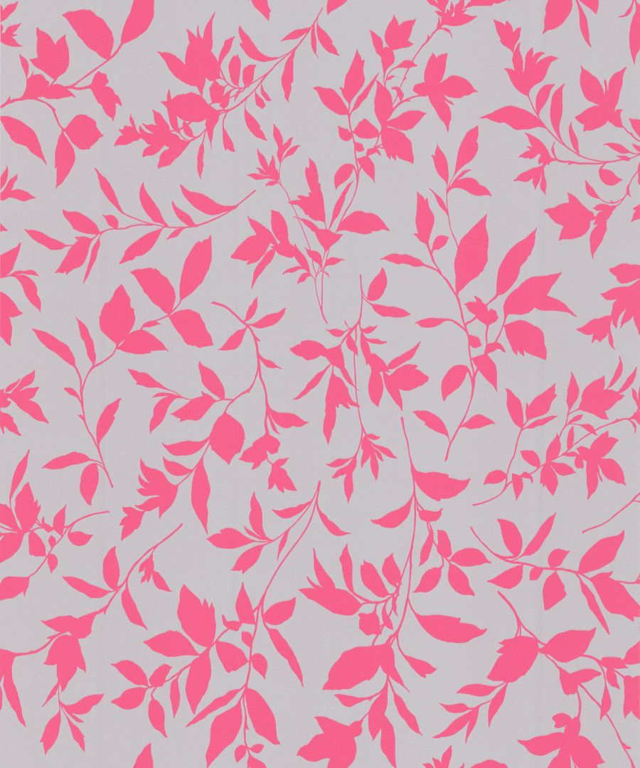 Graham brown midsummer hot pink wallpaper designer for Designer wallpaper sale