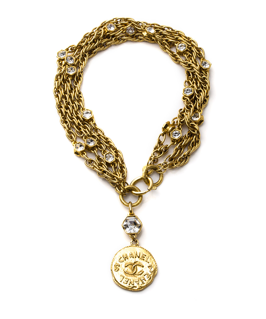 Chanel Necklace Necklace Sale Chanel