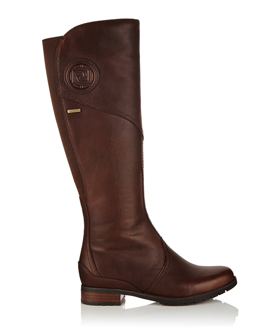 Smooth or rugged, simple or embellished, you'll easily match any casual look with brown riding boots or black riding boots for un-bridled style sense. Shop Women's Riding Boots Shop our selection of premium leather equestrian riding boots for a luxe look you'll love.