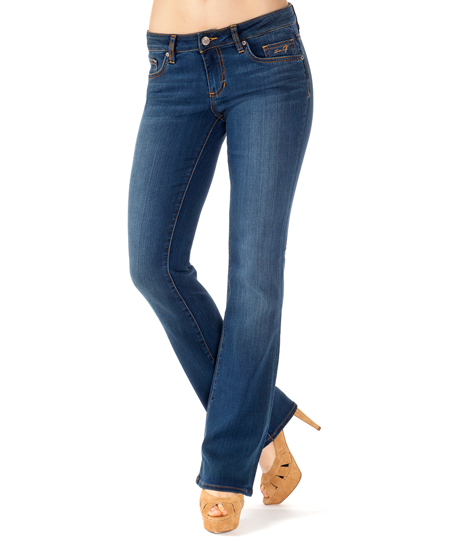Flattering and Fashionable Jeans. Women's Bootcut Jeans from Old Navy. Bootcut jeans from Old Navy offer a flared, well-fitting denim look that looks good with boots, sandals, or shoes. Find a variety of styles from original women's bootcut jeans to slim, curvy, and Mid-Rise Rockstar Demi-Boot Jeans.