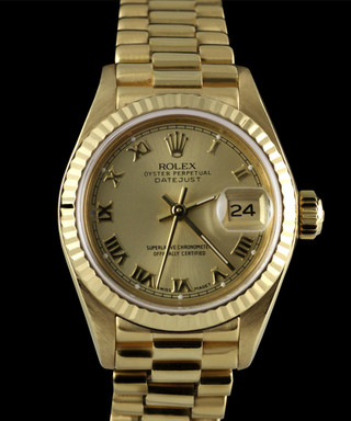 secret s discount designer clothes online private s uk president datejust 18ct gold watch rolex