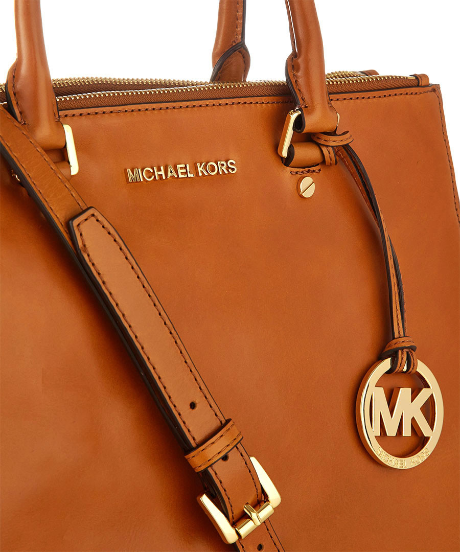 ... michael kors tan handbags ... b0771205bb036