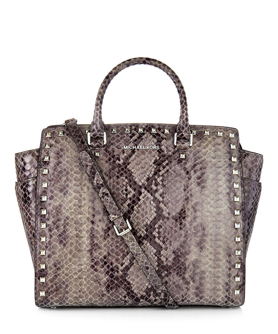 aa64b5275de6 Buy michael kors snakeskin bag   OFF66% Discounted