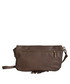 Sabine taupe leather shoulder bag Sale - Roberto Buono Sale