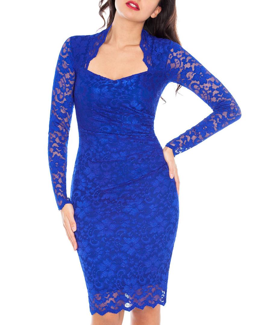 Christmas Party Dresses Blue - Long Dresses Online