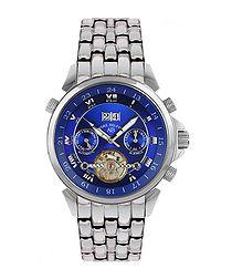 Étoile Polaire blue & steel watch