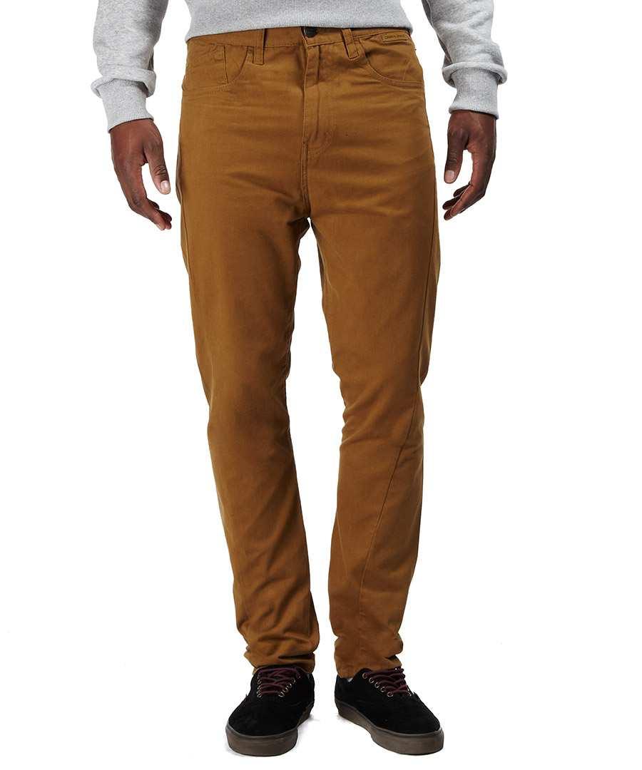 criminal damage hoxton chino in sand designer trousers jeans sale criminal damage secret sales. Black Bedroom Furniture Sets. Home Design Ideas